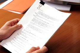 社内各種規程Q&Aのイメージ